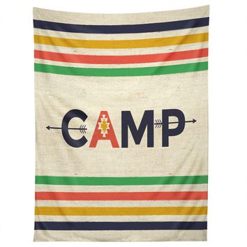 Bonfire Blanket Tapestry