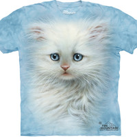 BLUE EYED KITTEN TEE