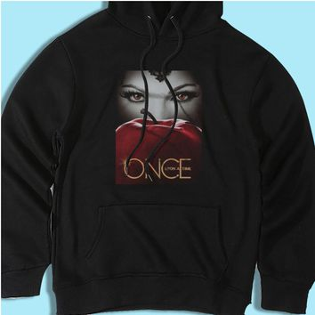 Tv Show Once Upon A Time High Men'S Hoodie