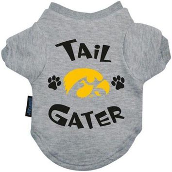 DCCKOP9 Iowa Hawkeyes Tail Gater Tee Shirt