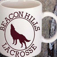 Teen Wolf Beacon Hills Mccall mug