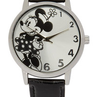 Minnie Watch - Black