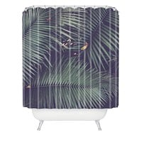 Catherine McDonald Rainforest Floor Shower Curtain