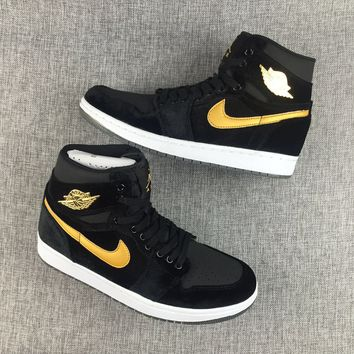 AIR JORDAN 1 SPORTS SHOES size36-45