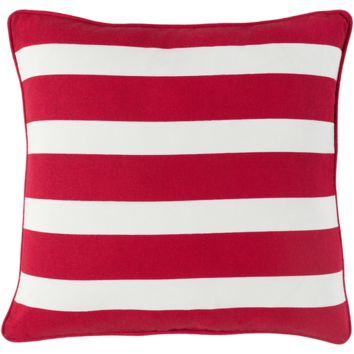 Holiday Pillow VIII ~ Bright Red