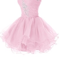 Sunavry Sweety 16 Cocktail Homecoming Dresses Prom Pageant Dress Bridesmaid Dress