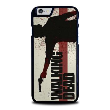 the walking dead 2 iphone 6 6s case cover  number 1