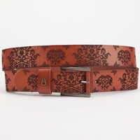 Nixon Americana Slim Belt Honey