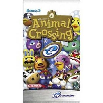 Animal Crossing-e: Series 1 Nintendo Game Boy Advance GBA