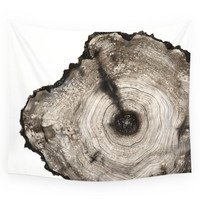 Society6 Cross-section I Wall Tapestry