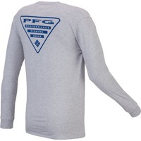 Columbia Sportswear Men's PFG Triangle™ Long Sleeve T-shirt