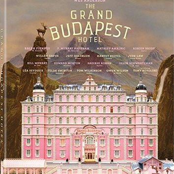 Ralph Fiennes & F. Murray Abraham & Wes Anderson-The Grand Budapest Hotel