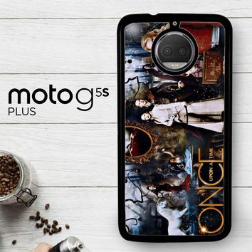 Once Upon A Time Wallpaper Y0852  Motorola Moto G5S Plus Case