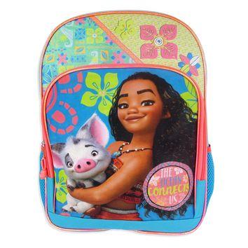 "Disney Moana 16"" Full Size Backpack"