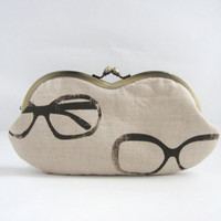 Sunglass / Eyeglasses Case -glasses.. on Luulla