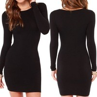 Little Black Date Night Dress