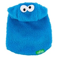 Sesame Street - Cookie Monster - Dress Up Dog Costume (X-Small)