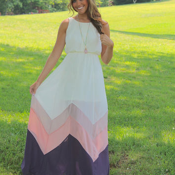 Make Your Own Rules Maxi Dress
