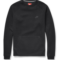Nike - Tech-Fleece Cotton-Jersey Sweatshirt | MR PORTER