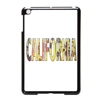 California iPad Mini Case