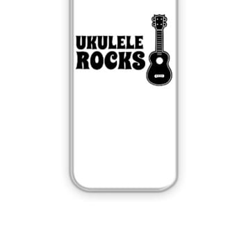 ukulele guitar - iPhone 5&5s Case