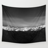 """""""Dream mountains"""" Wall Tapestry by Guido Montañés"""