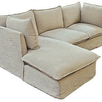 Taylor Scott Collection Milano Sectional Sofa