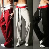 Cool Unisex  Casual Pants For Man