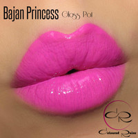 Bajan Princess - Gloss Pot - Lip Gloss Pots