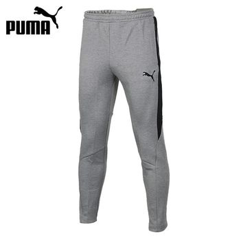 Original New Arrival 2018 PUMA Evostripe Move Pants Men's  Pants  Sportswear