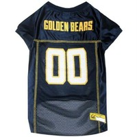DCCKSX5 Cal Berkeley Golden Bears Pet Jersey