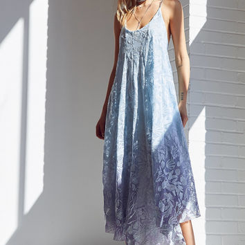 Kimchi Blue Deluxe Mermaid Midi Dress | Urban Outfitters