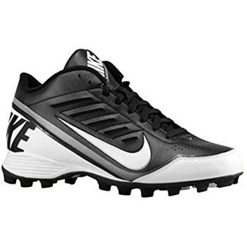 Nike Land Shark 3/4 GS - Black - 12C