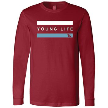 Young Life Elevate Long Sleeve Shirt