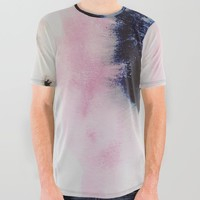 you were a daydream All Over Graphic Tee by duckyb