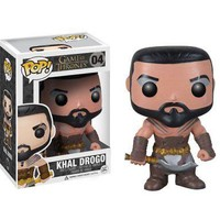 Funko Pop TV: Game of Thrones - Khal Drogo Vinyl Figure