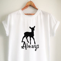 Harry Potter Always Shirt Snape