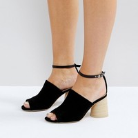 ASOS TAPER Heeled Sandals at asos.com