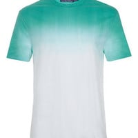 Bright Green Top Dye T-Shirt