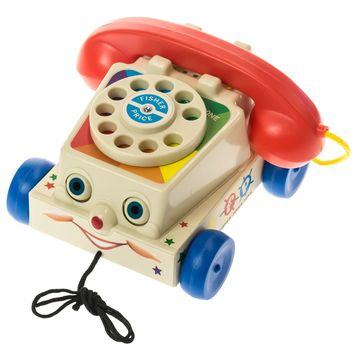 Fisher-Price Classic Chatter Telephone | Toys Games - Cracker Barrel Old Country Store