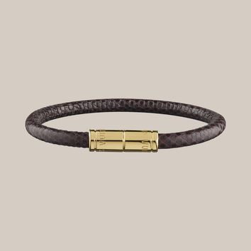 Keep It Lezard Bracelet - Louis Vuitton fashion-jewelry - LOUISVUITTON.COM