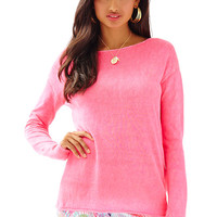 Alana Boatneck Pullover Sweater - Lilly Pulitzer
