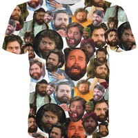 Zach Galifanakis All-Over T-shirt