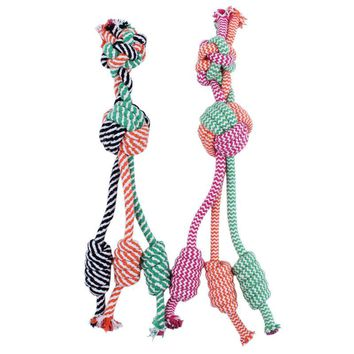 *1 Piece Cotton Rope Toy Dogs_