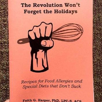 The Revolution Won't Forget the Holidays Zine