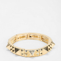 Pyramid Stretch Bracelet - Urban Outfitters