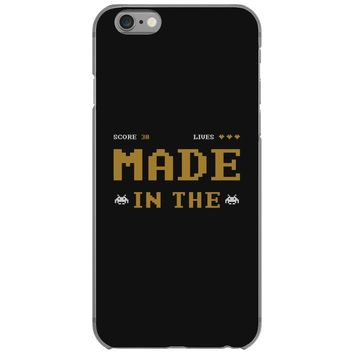 Made In The 80's iPhone 6/6s Case
