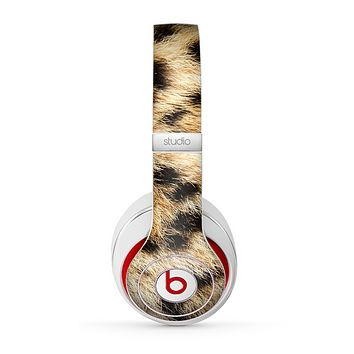 The Real Cheetah Animal Print Skin for the Beats by Dre Studio (2013+ Version) Headphones