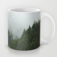 Tree Fog Mug by Kevin Russ