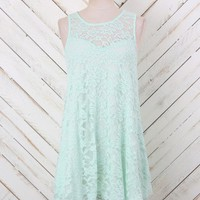 Altar'd State Cool Mint Dress | Altar'd State